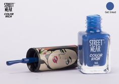 Streetwear Color Rich Nail Enamel - Get Inked (14) Buy Online at Best Price in India: BigChemist.com