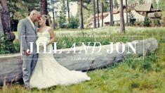 Jon + JIll I Tahoe Donner Lake Tahoe Wedding | Same Day Edit
