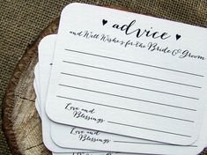 Linen,  Rustic Recycled Tan, or Shimmer 150 Wedding Advice for the Bride and Groom by SAEdesignstudio