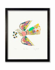 Peace Dove | Kitty McCall