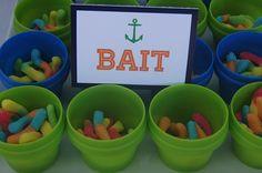 Nico and LaLa: Ahoy Mates! Nautical First Birthday