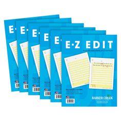 EZ EDIT TABLET 6 PACK