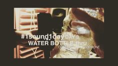 #1sound1day Sampling 1 sound each day. Campionando un suono al giorno. Day 3: Water bottle.  Free Sample and Full video: https://www.youtube.com/playlist?list=PLDbW0a8tZcrzqSLdKctAQDB7aCPEolzz_  #Samples #sampling #Sampled #bottle #water #studio #studiolife #freesample #freesamples #nrec #1s1d /// #1sound1day Project follow link for video.