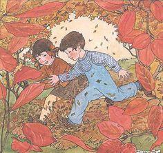 Rie Cramer - autumn
