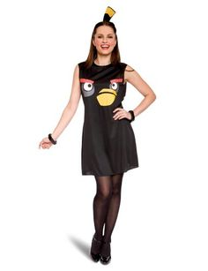 Angry Bird Costume For Kids & Adults