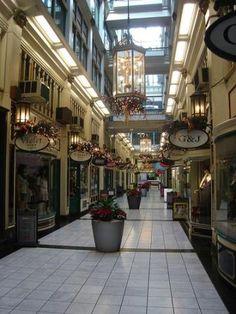 Queens Arcade, Queen Street, Auckland.