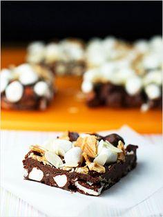 Best Smores Recipes - No Bake S'mores Bars