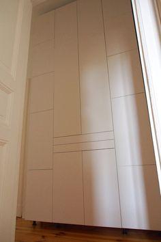 Ikea Metod Flurschrank Wandschrank Veddige Einbauschrank