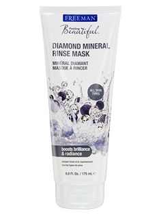 Diamond Mineral Rinse Mask