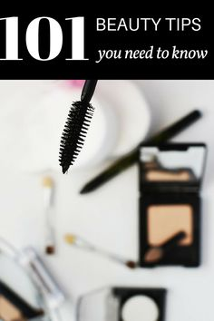 101 Beauty Hacks || Click here to find 101 amazing DIY beauty hacks and beauty tips that every girl should know (some are perfect for teens, too!)