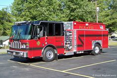 Indiana Fire Trucks: Fire and EMS Apparatus Pictures