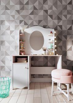 coś dla małych dam - słodka toaletka / something for small ladies - sweet dressingtable #mia #classic #toaletka #dressingtable #classicstyle #girlsroom #kidsroom #sweetpink #classicfurniture #forkids #dladzieci #meble #furniture #pokojdzieci #sweet #kidsdesign #kidsinterior #new #nowosc #interiordesign #wnetrzadladzieci #mebledzieciece #dignet #dignetlenart #lenartdesign