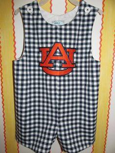 Auburn Shortall by vduff on Etsy, $35.00