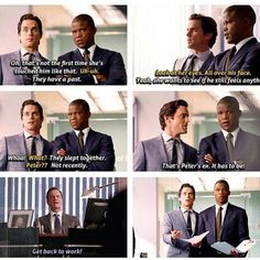 Neal's ability to read people was awesome. White Collar.