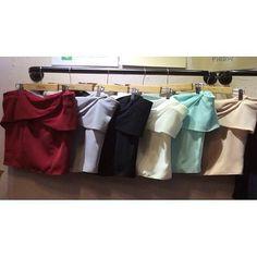 "Instagram media hiendshoppingshop - New Collection เสื้อปาดไหล่ผ้ายืดผสมสแปนเด็กซ์อัดยับเนื้อผ้าผสมกริสเตอร์ เนื้อผ้าสวยมากค่ะ แบบของ CPS สวยแป๊ะมาค่ะ แต่งขอบเสื้อระบายเล็กเล็ก แอบหวานซ่อนเปรี้ยวค่ะ  size : หน้าอก-38 ยาว17"". colors : 3สี ขาว,ชมพู,ดำ  price : 320฿ Line : nara2pakka #disaya #dissaya #lyn #usedlikenew #zarafur #ตามหา #balenciaga #usedbrandname #asos #lucien #kloset #zara #zarathailand #vickteerut #sbn #siambrandname #brandname #authentic #hiend #lookbook #sretsis #lynaround ..."