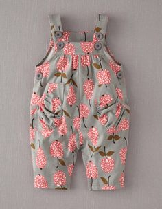 Jersey Dungarees