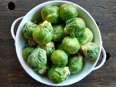Much maligned Brussels sprouts are a fabulous source of folate, plus vitamins C and K as well as being very high in fiber. My tip: they are really great roasted which caramelizes and brings out their sweet flavor. Drizzle them with balsamic vinegar!