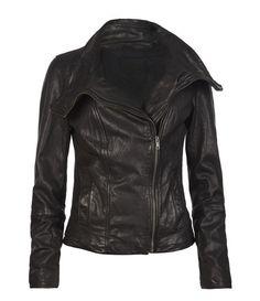 Women Leather Quilted Jacket New Genuine Lambskin Designer Stylist #GF 836 #Handmade #BasicJacket