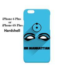 Dr Manhattan Superhero iPhone 6/6s Plus Case