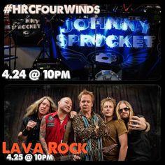 Weekend Entertainment! #LetsRock