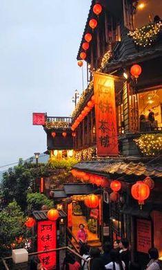 Viagem de compras a Taiwan. Aí estão algumas das melhores lojas do mundo e uma rua com comida incrível para mantê-lo durante as compras.  Fotografia:  fewdblog.com