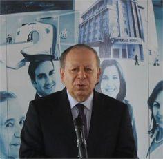 Universal Alman Hastanesi Göğüs Hastalıkları Uzmanı Prof. Dr. Mustafa Yaman