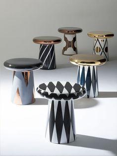 Jaime Hayon, T-Table, Bosa Ceramiche
