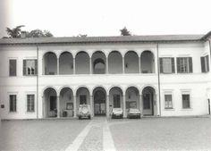 Villa Frisiani, Olivares, Ferrario  | Corbetta