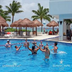 We can't wait to welcome you to Sunscape Sabor Cozumel!