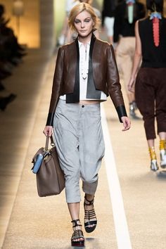 Have you seen the Fendi Spring 2015 collection?