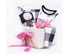 designer baby gift basket at bonjour baby baskets | baby shower gift guide