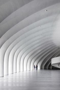 Harbin Opera House China 2015 MAD arch