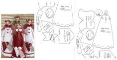 Tilda doll pattern