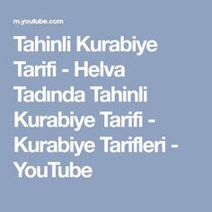 Tahinli Kurabiye Tarifi - Helva Tadında Tahinli Kurabiye Tarifi - Kurabiye Tarifleri - YouTube