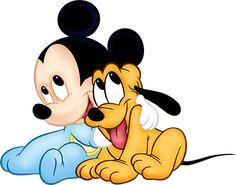 Imagenes y elementos Minnie Baby & Mickey Baby Mickey Mouse Baby Shower, Minnie Baby, Baby Mouse, Mickey Mouse Wallpaper, Cute Disney Wallpaper, Disney Drawings, Cute Drawings, Mickey Craft, Miki Mouse