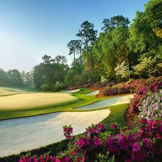 Augusta National, #themasters