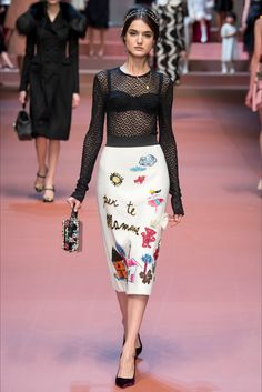 Dolce & Gabbana Fall Winter 2015-2016 - 31