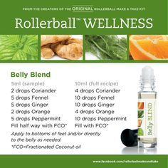 Roller ball recipes
