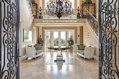 Image result for travertine entryway