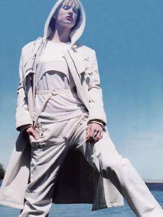 Helmut Lang, 2002 (Elle Magazine)
