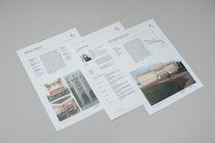 Branding for 4B Arkitekter by Norwegian graphic design studio Commando Group