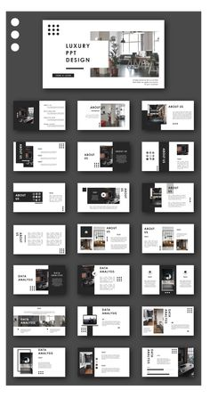 Mockup Design, Graphisches Design, Slide Design, Powerpoint Design Templates, Booklet Design, Powerpoint Background Design, Presentation Templates, Page Layout Design, Magazine Layout Design