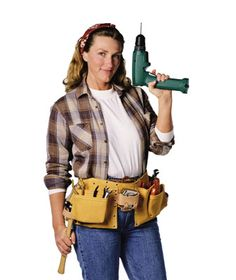 Girl Power: Tools for Women. http://extremehowto.com/girl-power/