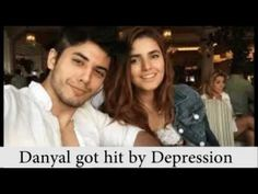 Danyal Zafar Suffering from Depression after hearing of Momina Musteshan Engagement - YouTube