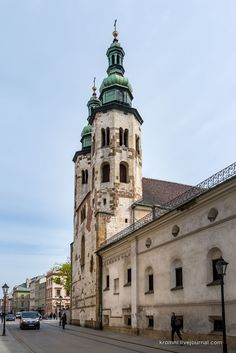 Краков. Старый город - Все будет хорошо! Krakow, San Francisco Ferry, Notre Dame, Poland, Places To Go, Tourism, Architecture, World, Mysterious