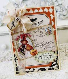 love this card by melissa phillips