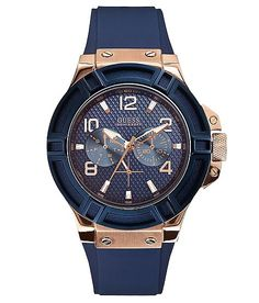 Gorgeous. Love the Navy and Rose gold.