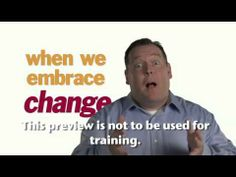 Change and innovation customer training video by media partners