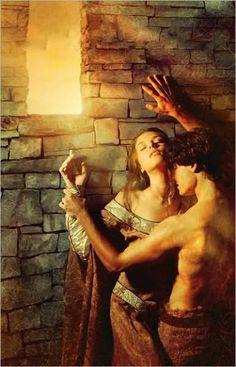 Jon Paul Cover art for Romance novel