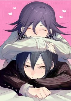 Poor Shuichi! Someone save him!